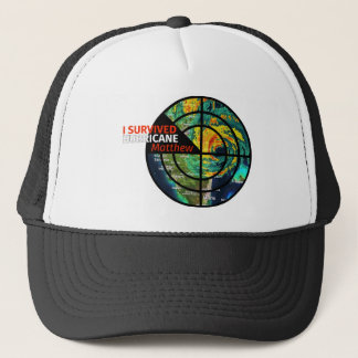 I Survived Hurricane Matthew - Storm Survivor Trucker Hat