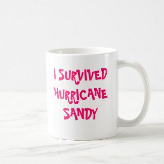 I SURVIVED HURRICANE SANDY  CLASSIC MUG