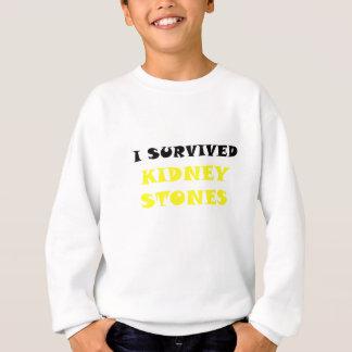 I Survived Kidney Stones Sweatshirt