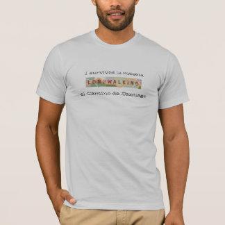I Survived la Meseta - Longwalking T-Shirt