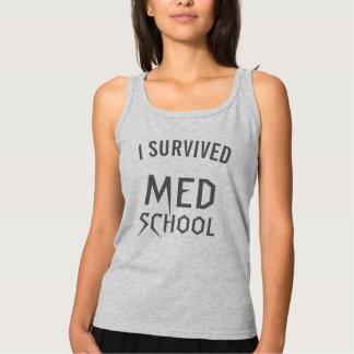 I Survived Med School Singlet