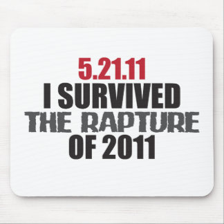 I Survived... Mouse Pad