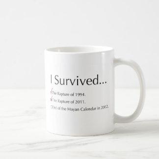 I Survived... Mug