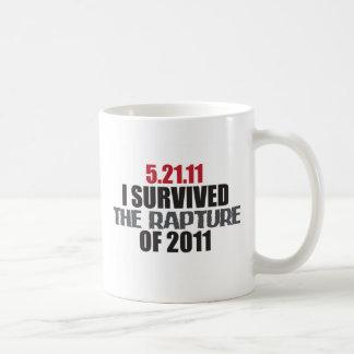 I Survived... Coffee Mug