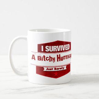 I Survived Basic White Mug