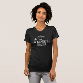 I Survived My Husband's Transplant T-Shirt