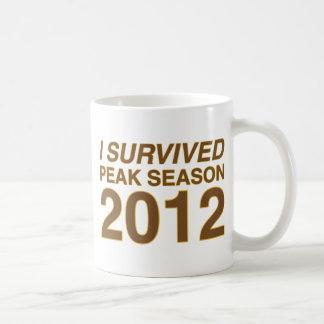 I Survived Peak Mugs