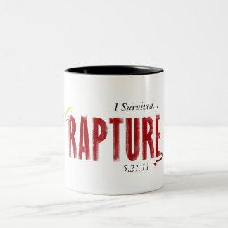I Survived Rapture 5/21/11Mug Mug