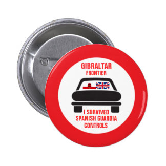 I Survived Spanish Guardia Controls Custom Button
