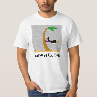 I survived T.S. Fay shirt