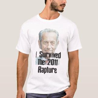 I Survived The 2011 Rapture T-Shirt