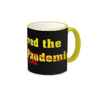 I Survived The Bird Flu Pandemic Hoax Coffee Mug