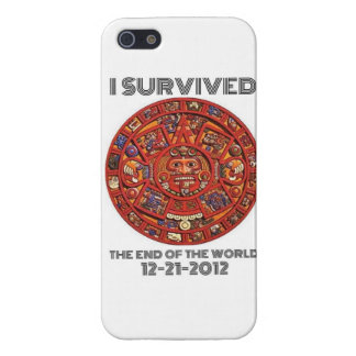 I Survived the End of the world 12-21-2012 iPhone 5/5S Cover