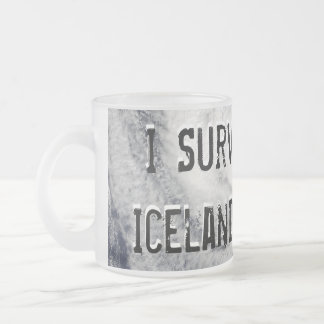 I Survived The Iceland Volcano Mug