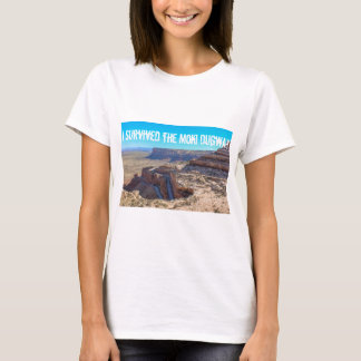 I Survived the Moki Dugway T-Shirt