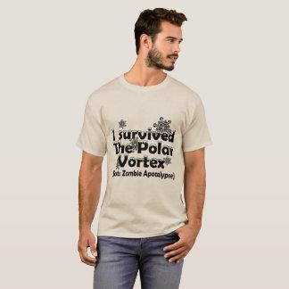 I Survived The Polar Vortex! T-Shirt
