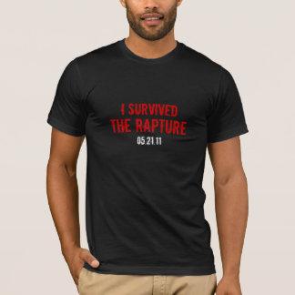 I Survived the Rapture 05.21.11 T-Shirt