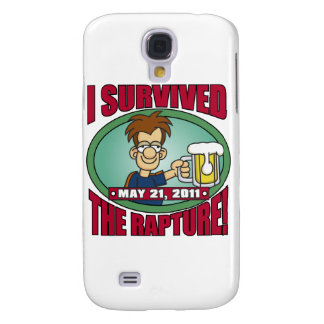 I Survived the Rapture 2011 Samsung Galaxy S4 Case