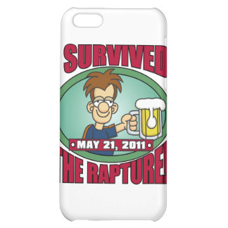 I Survived the Rapture 2011 iPhone 5C Covers