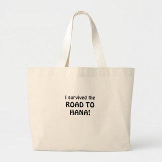 I Survived the Road to Hana Bag