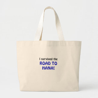 I Survived the Road to Hana Tote Bags