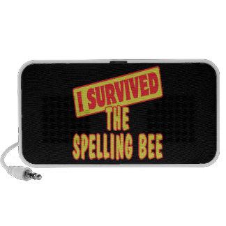I SURVIVED THE SPELLING BEE MINI SPEAKER