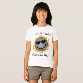 I Survived The Totality Zone T-Shirt