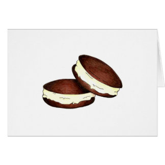 I Survived Whoopie Pie Wednesday Foodie Card