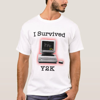I survived Y2K T-Shirt