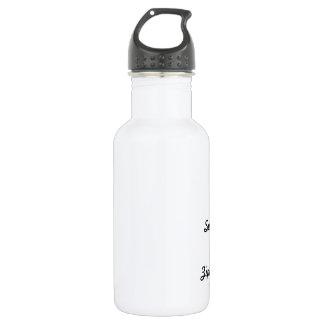 I survived ziplining! 532 ml water bottle