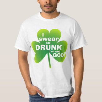 I Swear To DRUNK! Shirt