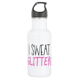 """""""I Sweat GLITTER!"""" 532 Ml Water Bottle"""