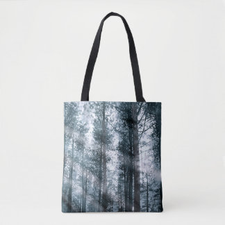 I Talk to the Trees... Tote Bag