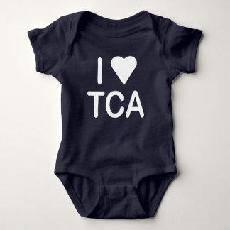 I ♥ TCA - Baby Bodysuit