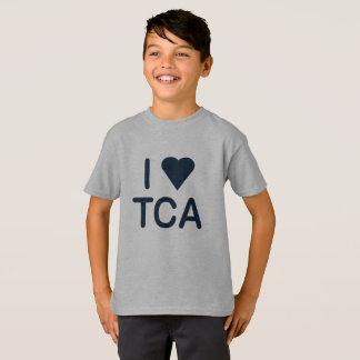 I ♥ TCA - Boy's T-shirt