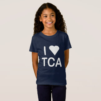 I ♥ TCA - Girl's T-shirt