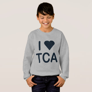 I ♥ TCA - Kid's Sweatshirt