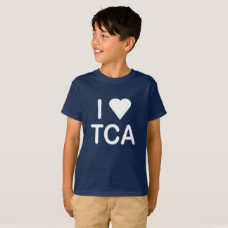 I ♥ TCA - Kid's T-shirt