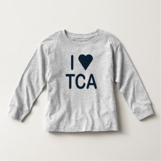 I ♥ TCA - Toddle T-shirt