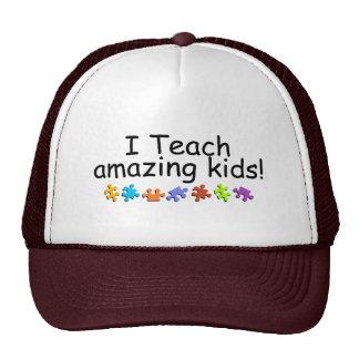 I Teach Amazing Kids (PP) Hats