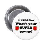 I teach buttons