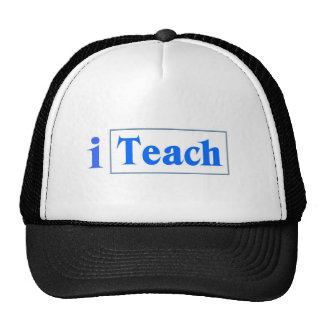 i teach cap