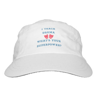 I Teach Drama What's Your Superpower? Hat