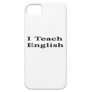 I Teach English iPhone 5 Case