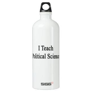 I Teach Political Science SIGG Traveller 1.0L Water Bottle