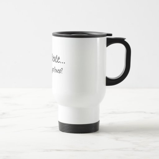 I Teach Science Whats Your Super Power Coffee Mug