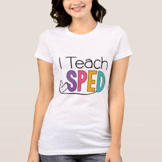 I Teach SPED Tee