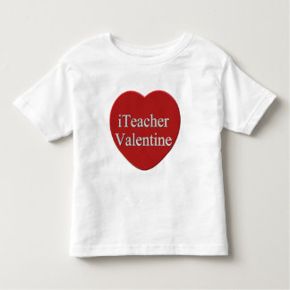 I Teacher Valentines Day T-shirts and Gifts