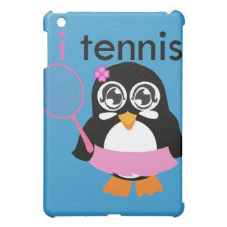 i Tennis Penguin iPad Mini Covers