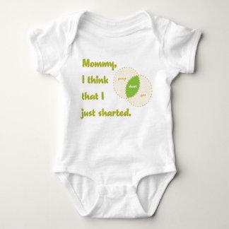 I think I just sharted Baby Bodysuit